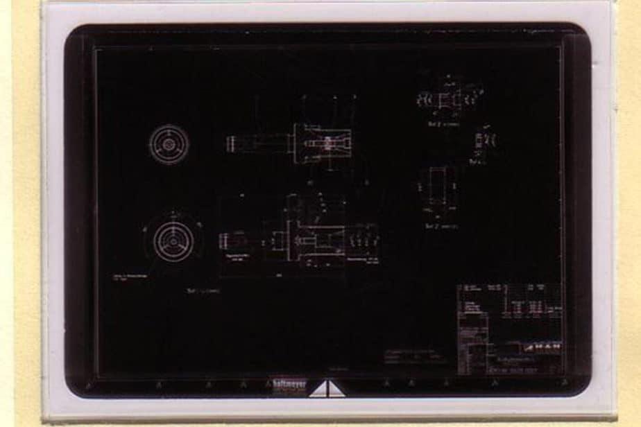 digitalgut ag Pläne Mikrofilmkarten digitalisieren_0001_Filmlochkarte