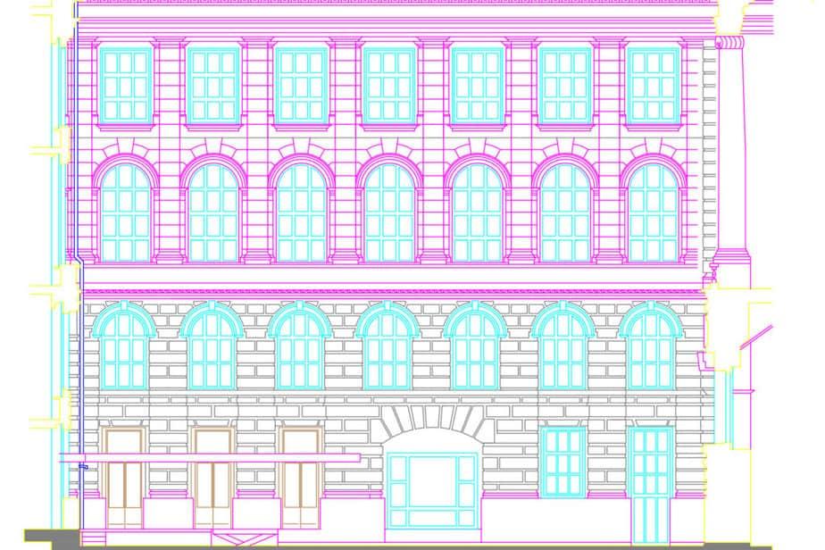 digitalgut ag Pläne Mikrofilmkarten digitalisieren_0007_Fassade digitalisieren