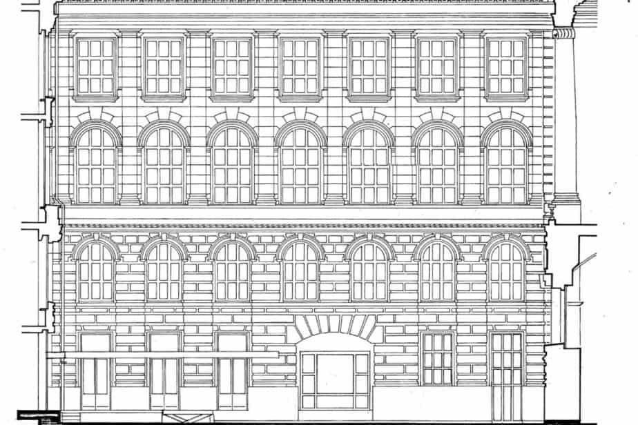 digitalgut ag Pläne Mikrofilmkarten digitalisieren_0008_Fassade Scannen